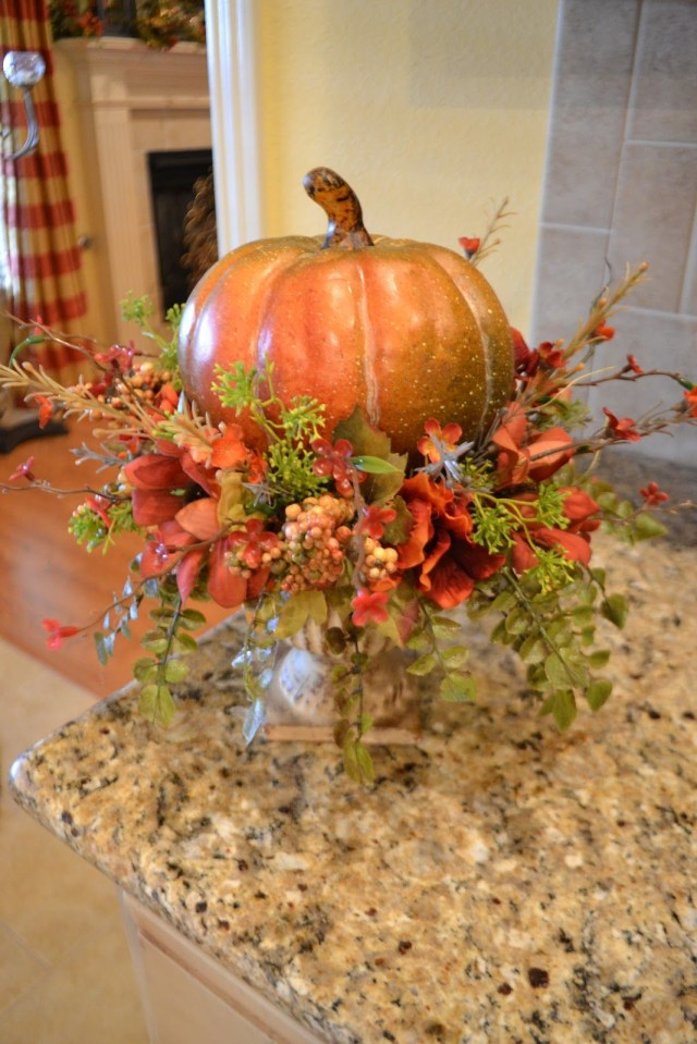 This Is Great Pumpkin On A Cake Stand Wow Fall