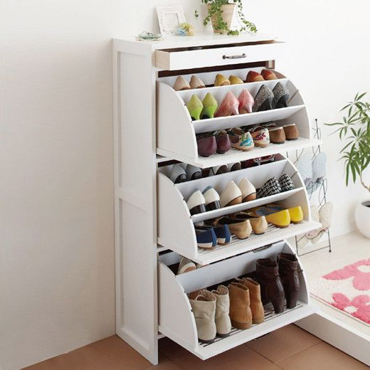 This It Is One Of The Most Space Efficient Shoe Storage
