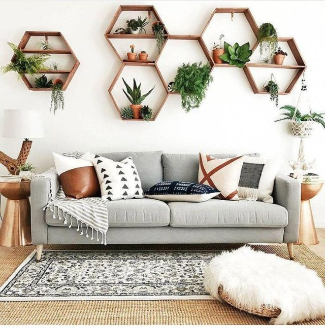 This Pillow Arrangement Is To Die For Cozy Living Room