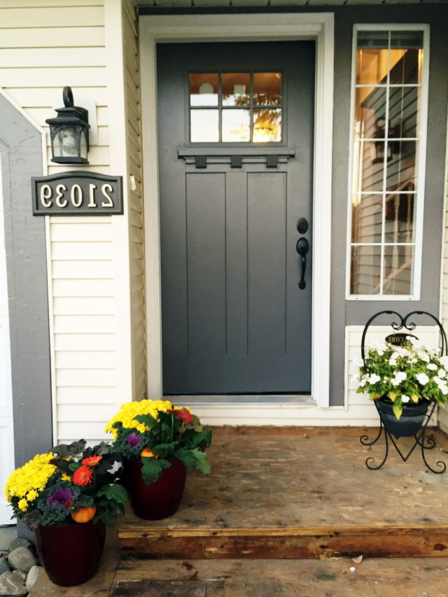 This Was A Front Door Replacement Done Windsor Its A
