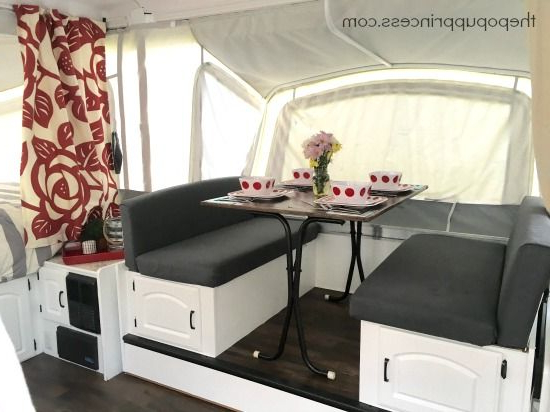 Tiffanys Pop Up Camper Makeover Jayco Pop Up Campers