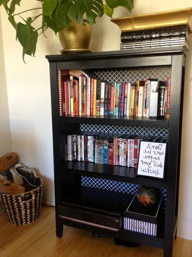 Top 10 Best Diy Bookshef Ideas Bookshelf Makeover Cute