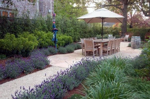 Top 40 Best Gravel Walkway Ideas Hardscape Path Designs