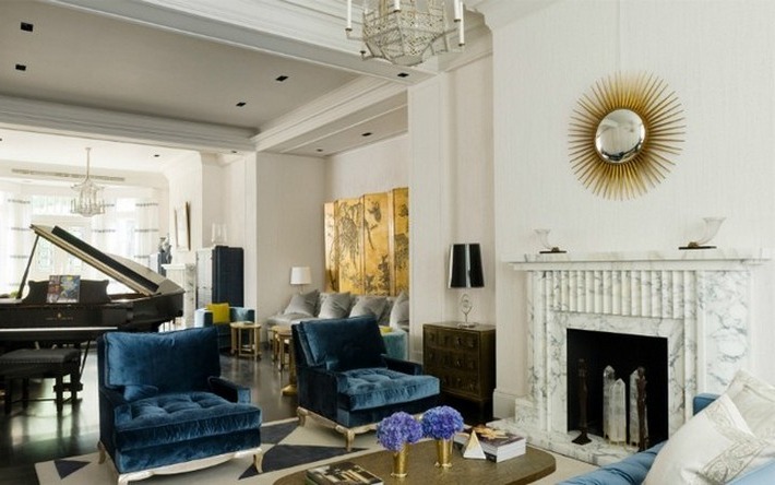 Top London Interior Designer David Collins News And