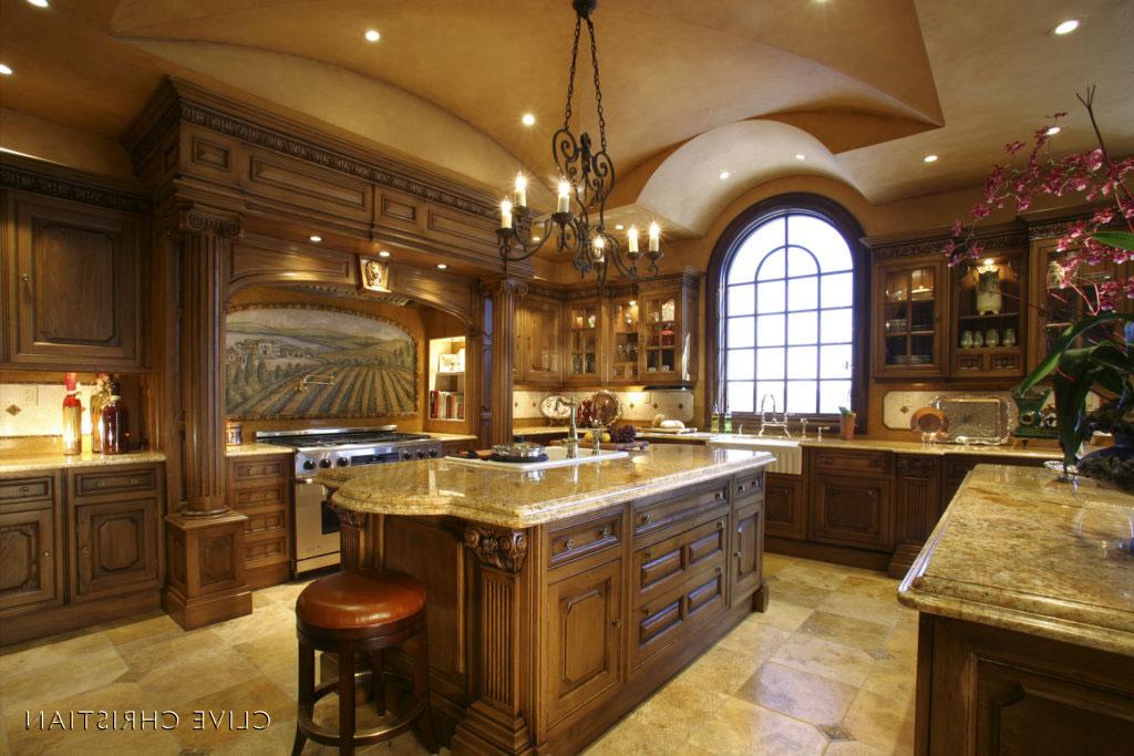 Traditional Italian Kitchens Pandas House