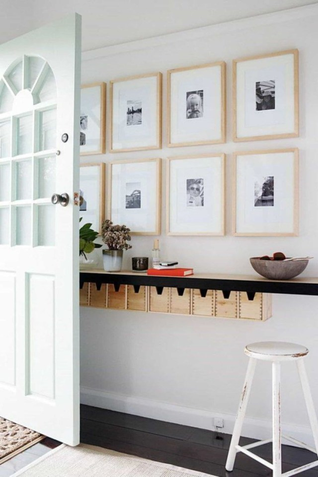 Types Of Entryway Shelves Foyer Design Home House Design