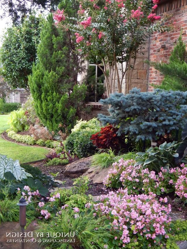 Unique Design L Helen Weis Front Yard Landscaping