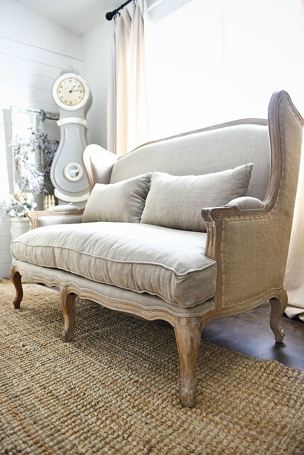 Upstairs Living Room Makeover New Sofa Sneak Peek