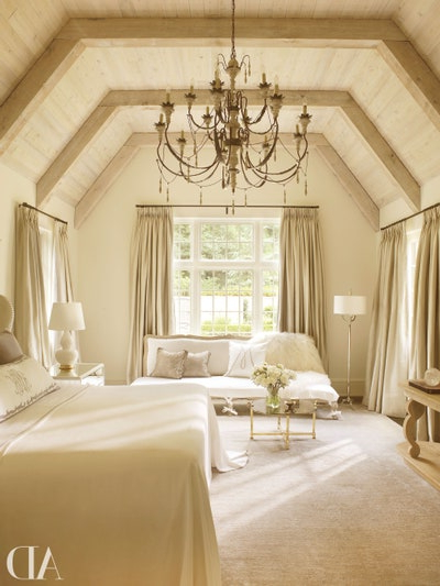 Vaulted Ceiling Renovation Inspiration Architectural Digest
