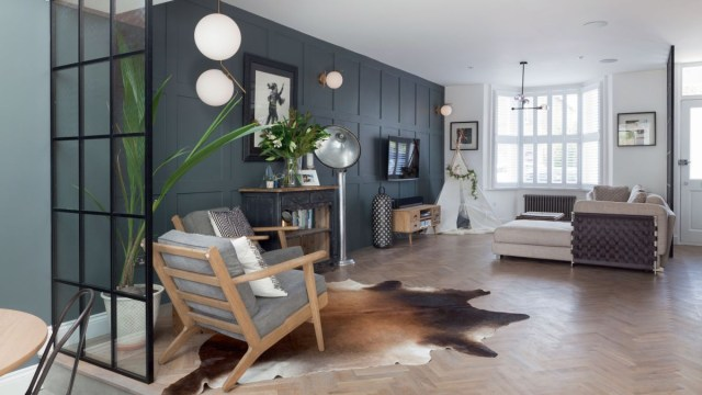 Victorian Terraced Home Design Ideas Real Homes