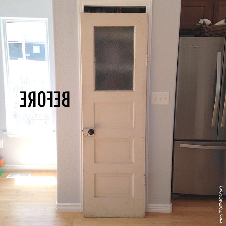 Vintage Pantry Door The Mombot