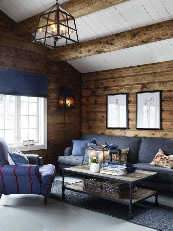 Visite Deco Modern Cabin Interior Cabin Interior Design