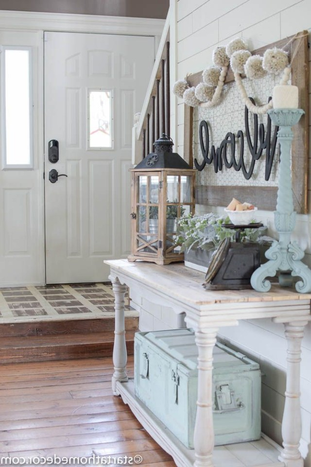 Welcome To Our Home Entry On A Budget Home Decor Home