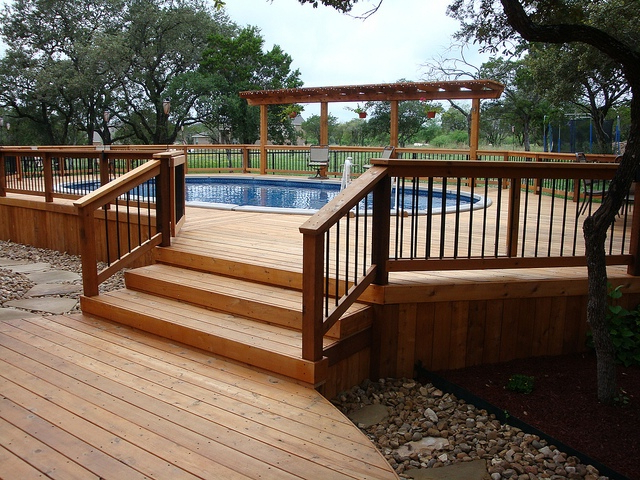 Why You Have To Choose Above Ground Pool Stairs 2175