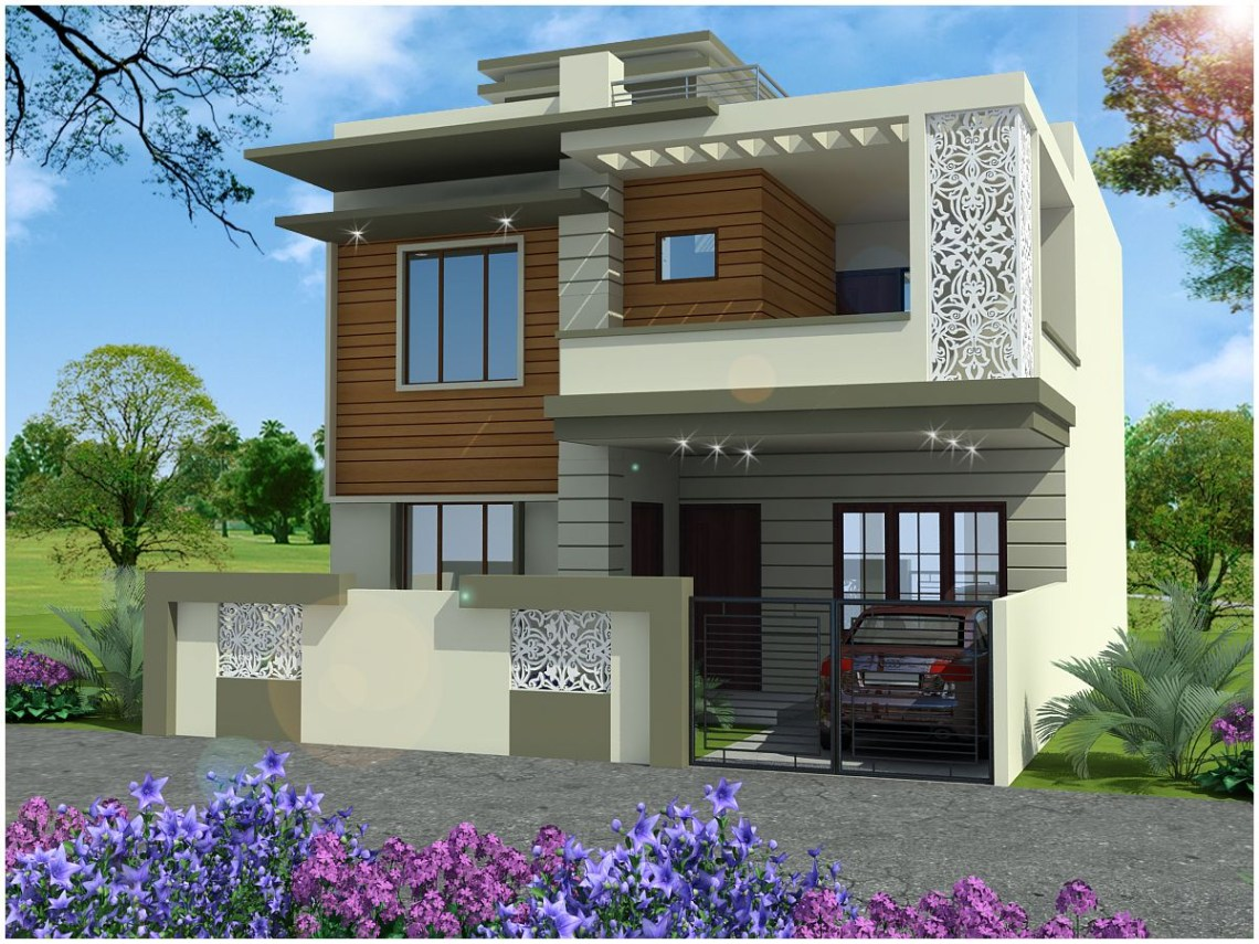 Wwwgharplanner Project Details Gphp 00127html Small House Elevation House Elevation