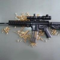 "UDMC's S22LR ""Hantik"" semi-auto carbine: A tactical rimfire with a vicious sting"