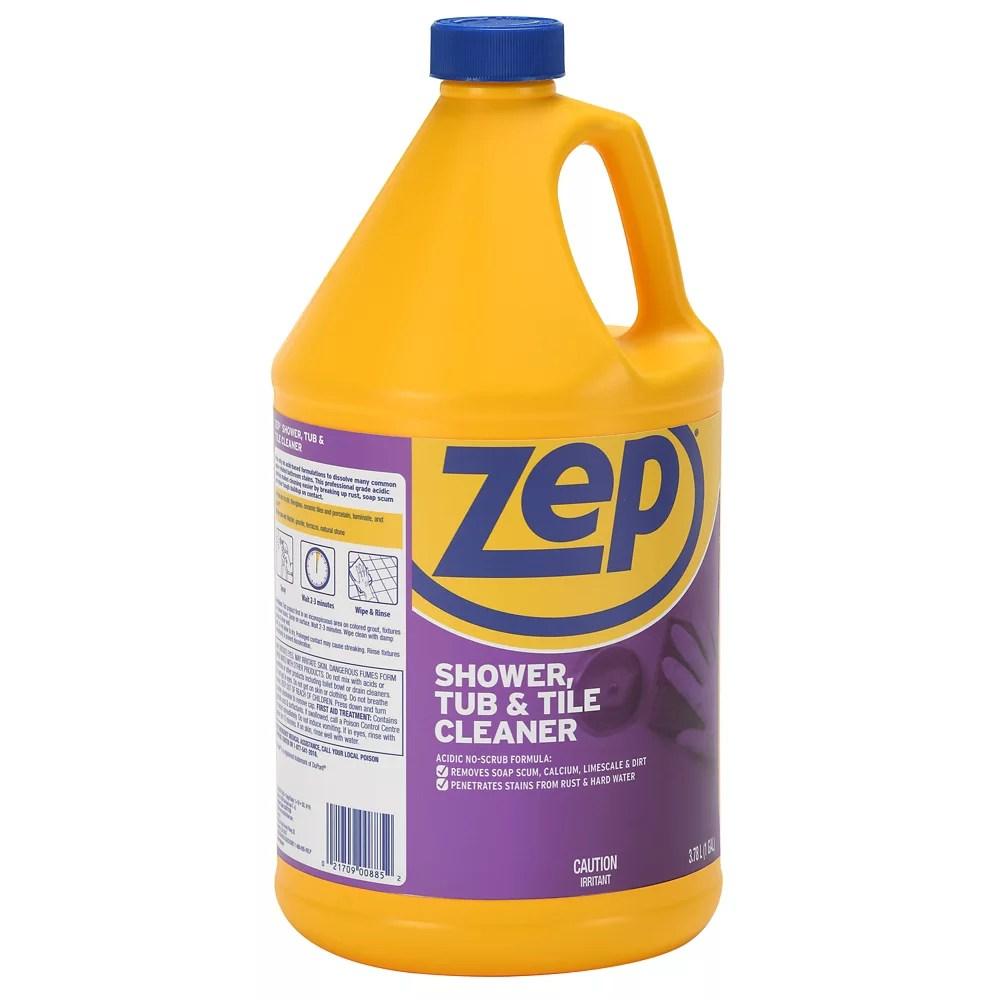 3 78 l shower tub tile cleaner