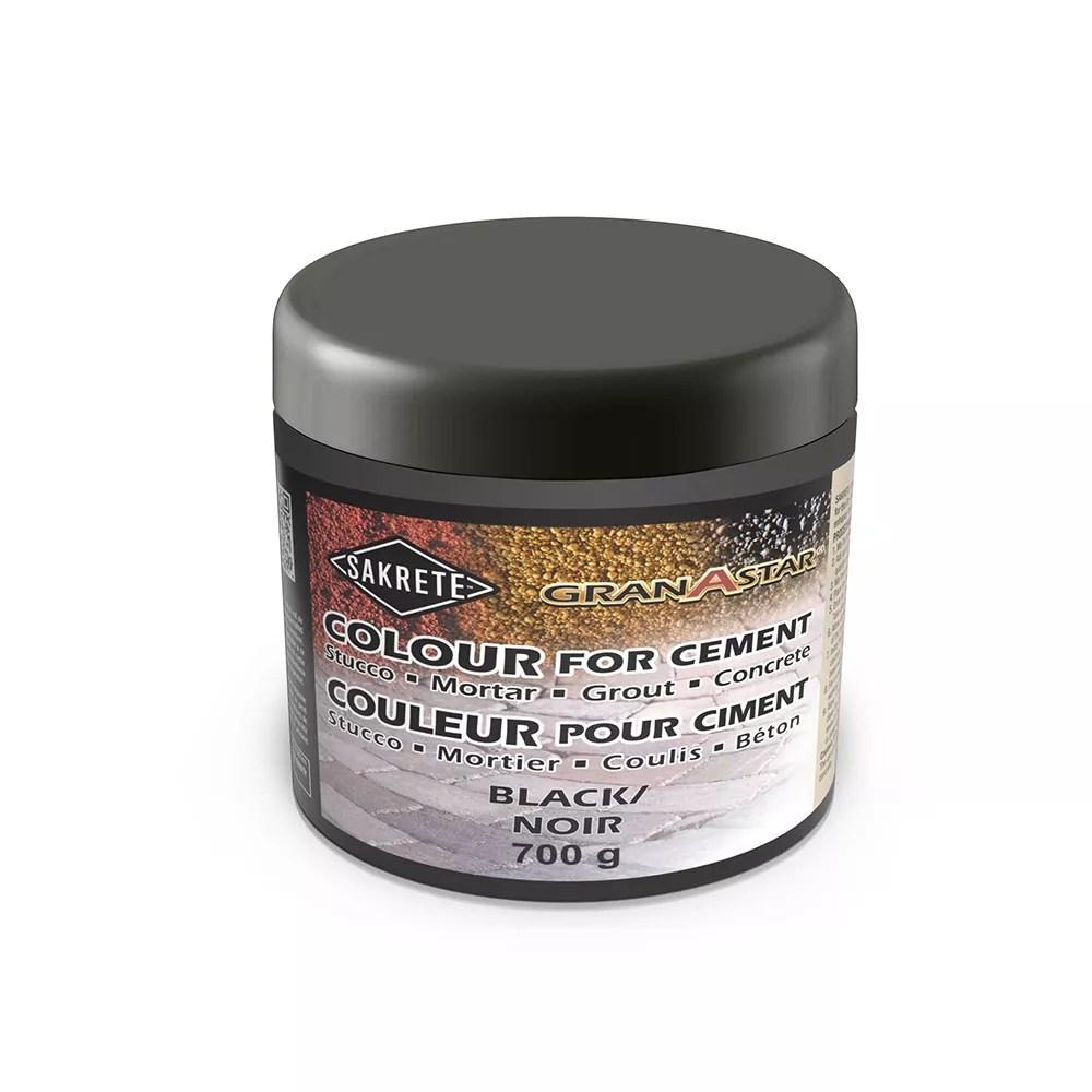 colorant noir 700 g