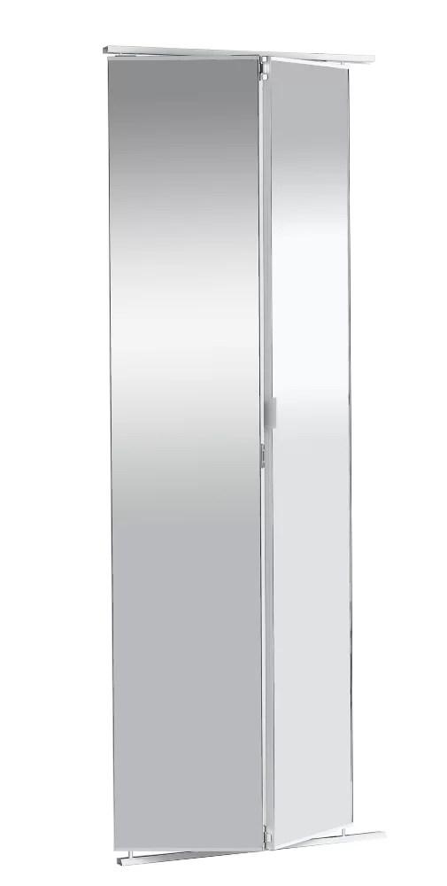 Veranda Porte Miroir 30 Pouces Sans Encadrement Pliante Home Depot Canada