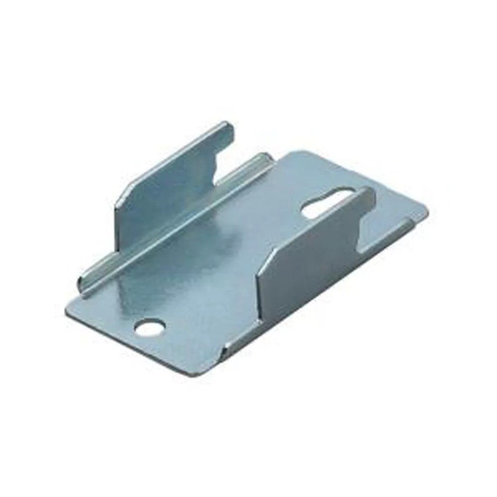 double curtain rod brackets 2 pack