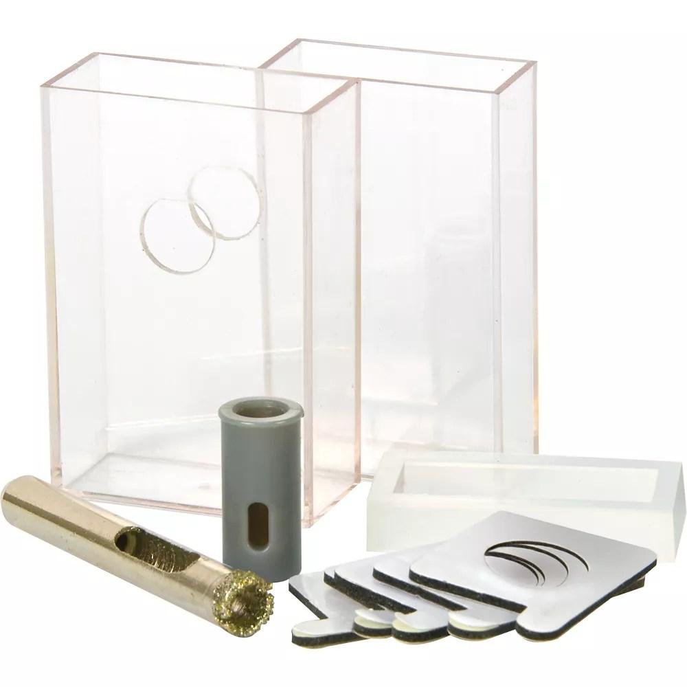 1 4 inch diamond drill bit kit