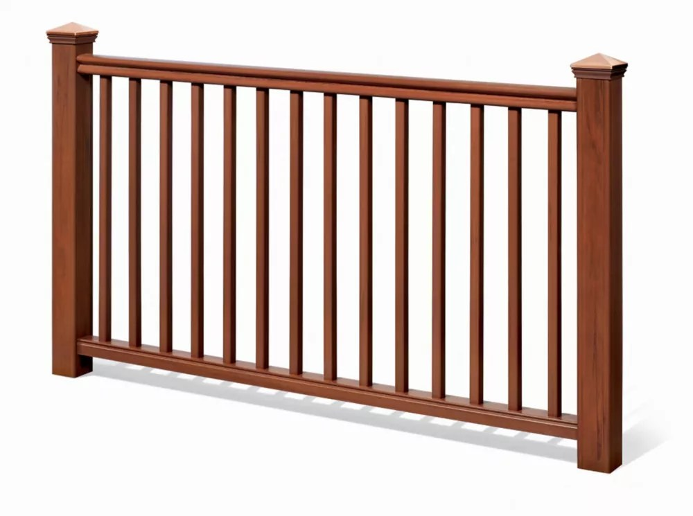 eon deck railing kits deck railings