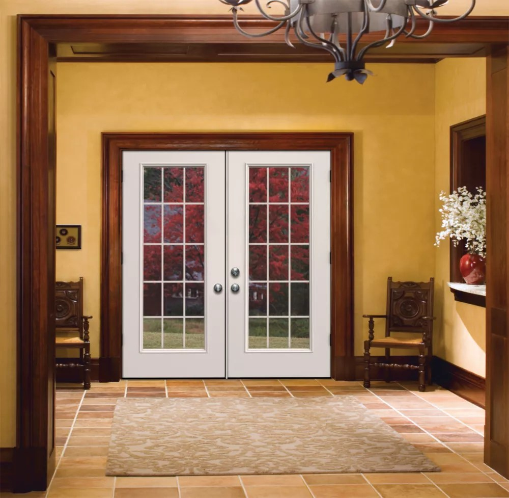 72 inch 15 lite righthand inswing french patio door energy star