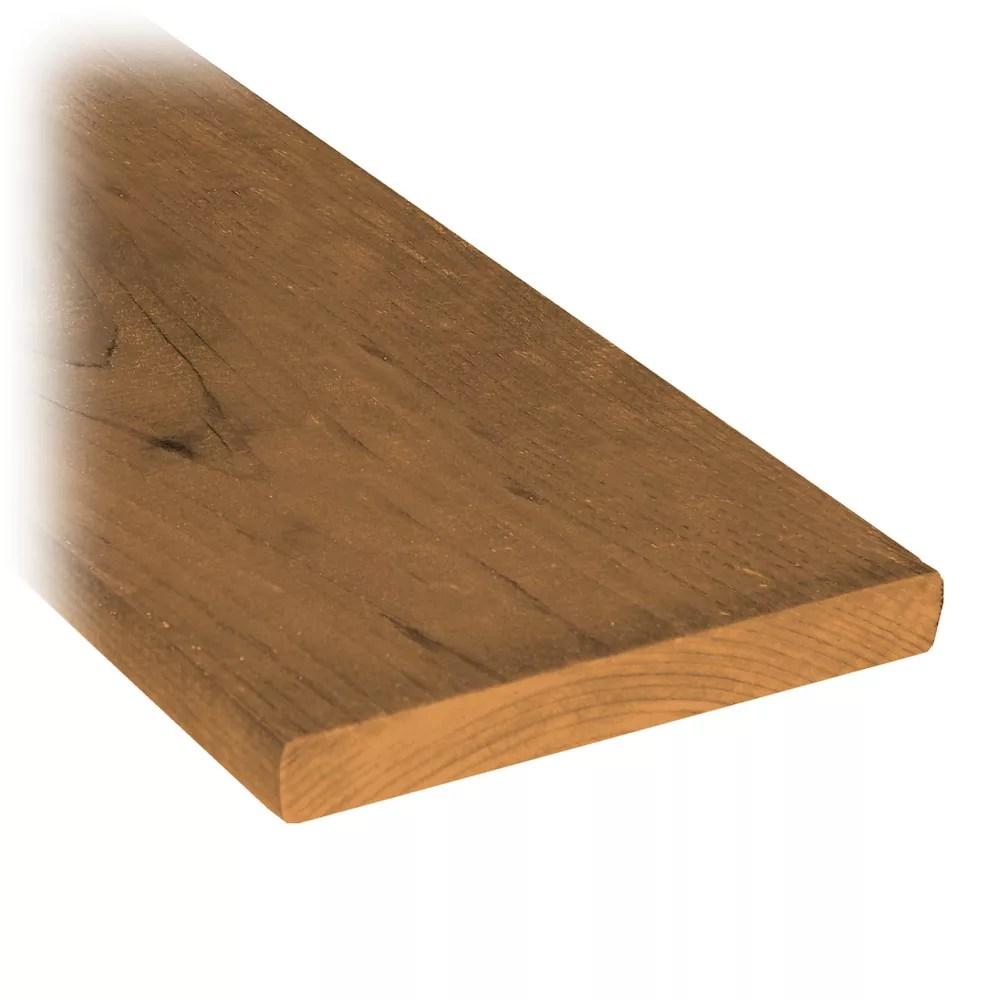 planche de cloture en bois traite de 1 x 6 x 8 pi 1x6x8 1x6