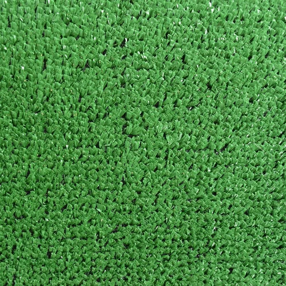 turf green 8 ft x 10 ft indoor outdoor contemporary rectangular area rug