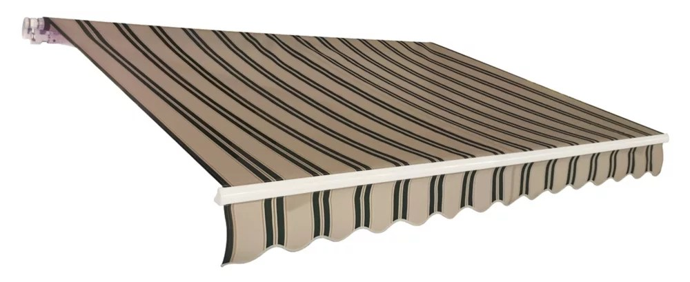 valor 10x12 ft retractable patio awning
