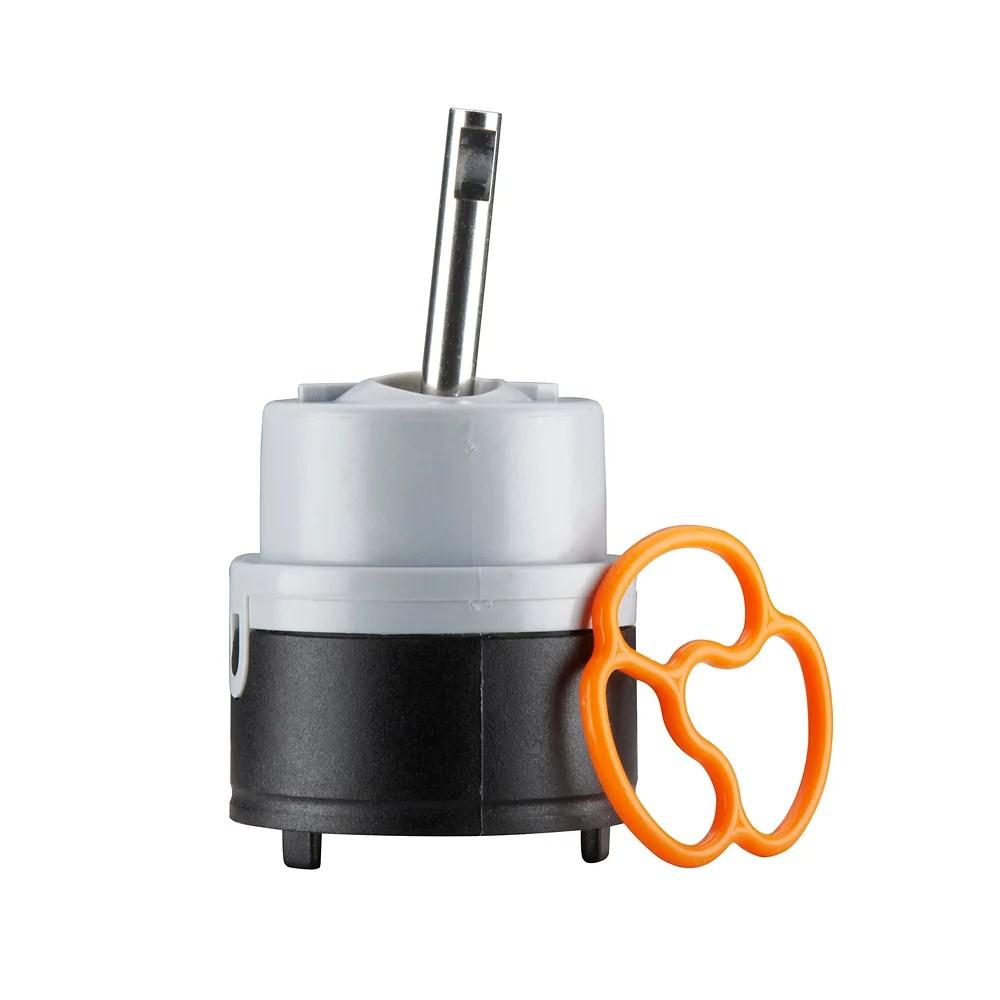 delta single handle ceramic cartridge