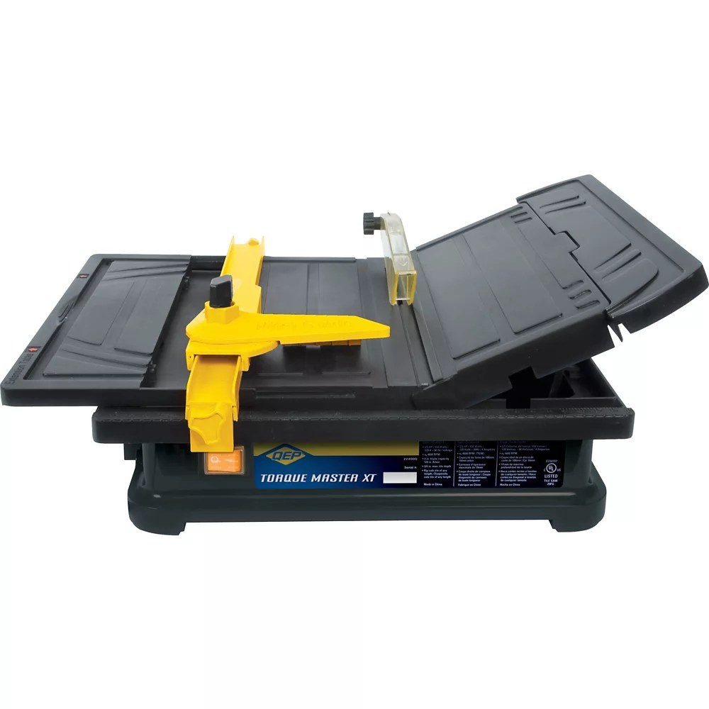 3 5 hp 4 inch torque master tile saw