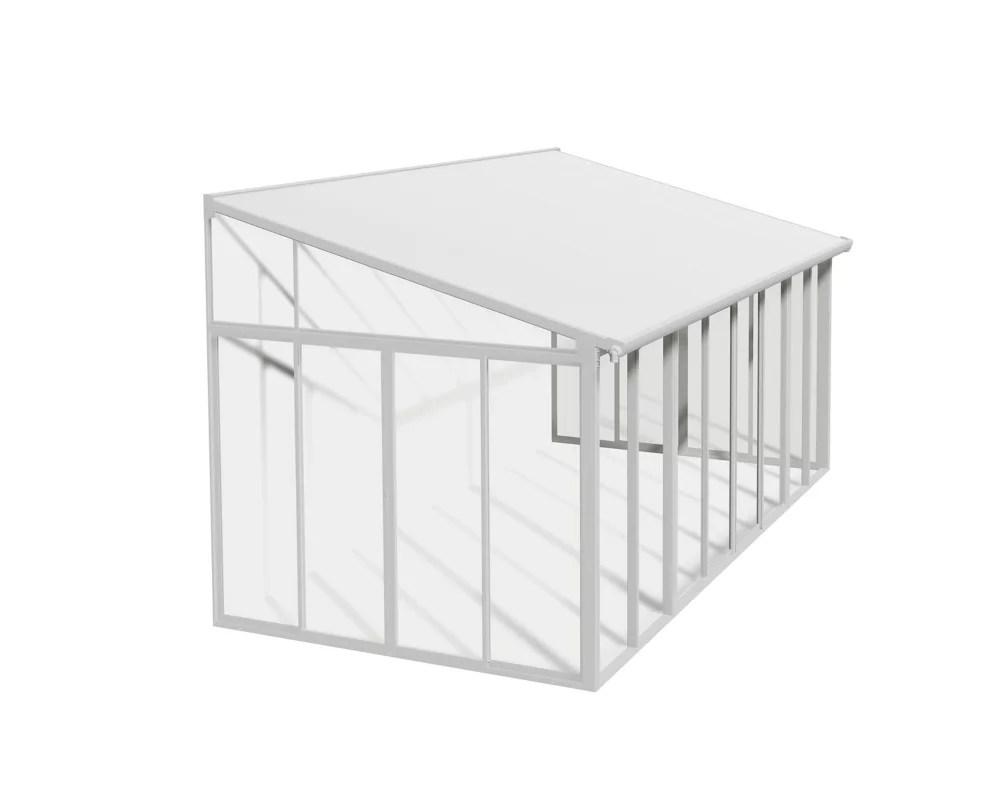 san remo 10 ft x 18 ft patio enclosure