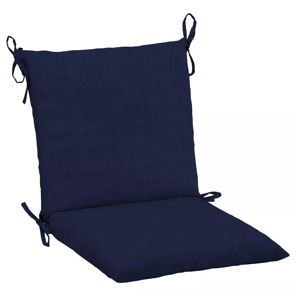 coussin pour chaise de jardin cushionguard ton midnight