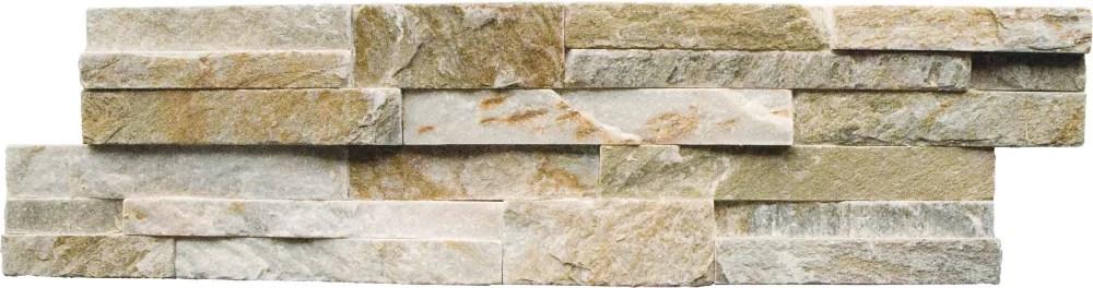 golden honey ledger panel 6 inch x 24 inch natural quartzite wall tile 30 sq ft pallet