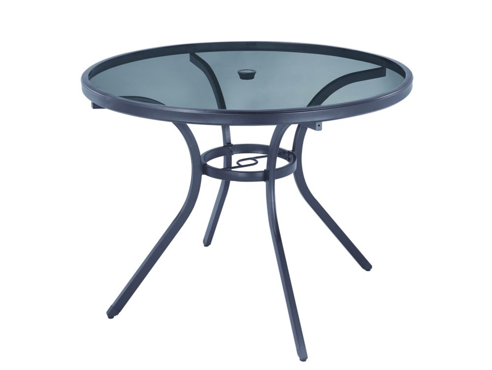 mix match 42 inch round patio dining table