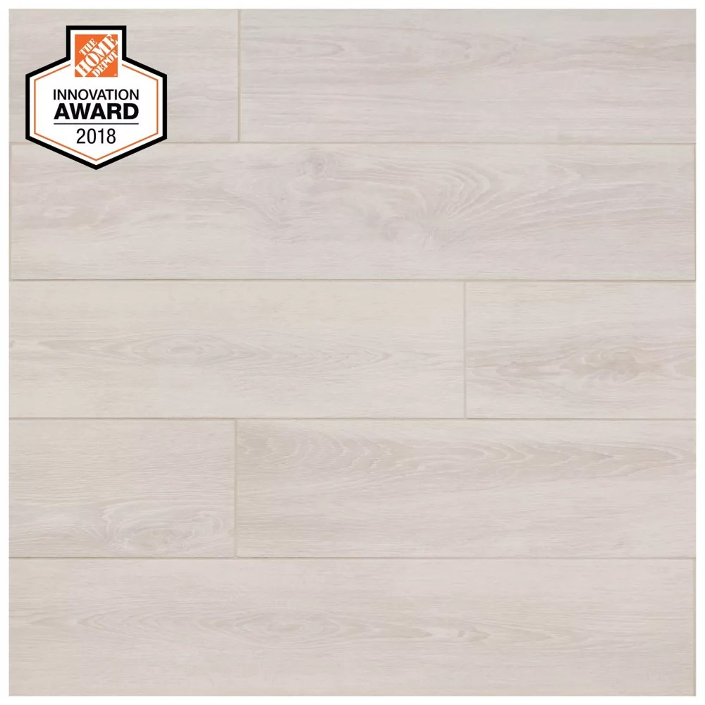 fog wood 8 inch x 40 inch glazed porcelain floor and wall tile 2 15 sq ft piece