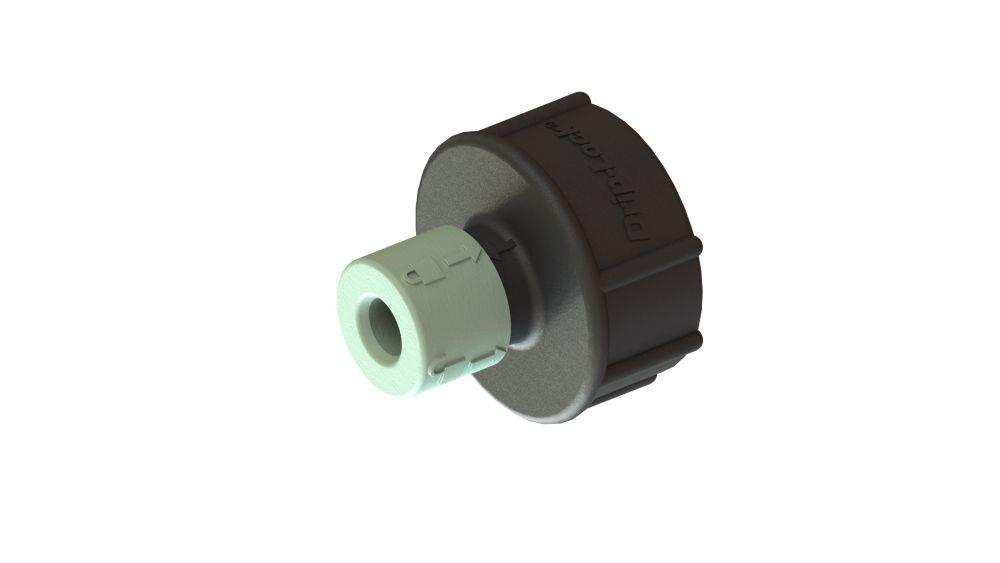 faucet x 1 4 drip lock adapter