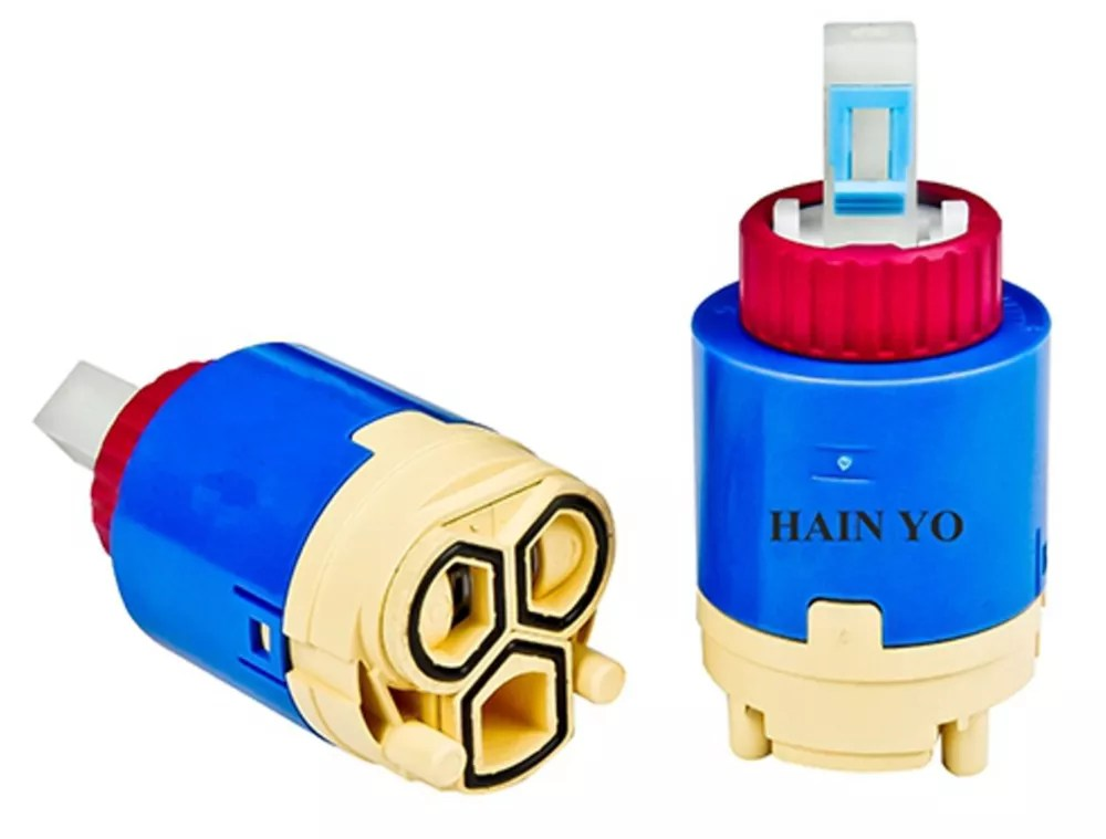 single lever cartridge and balancer for import shower system 40mm