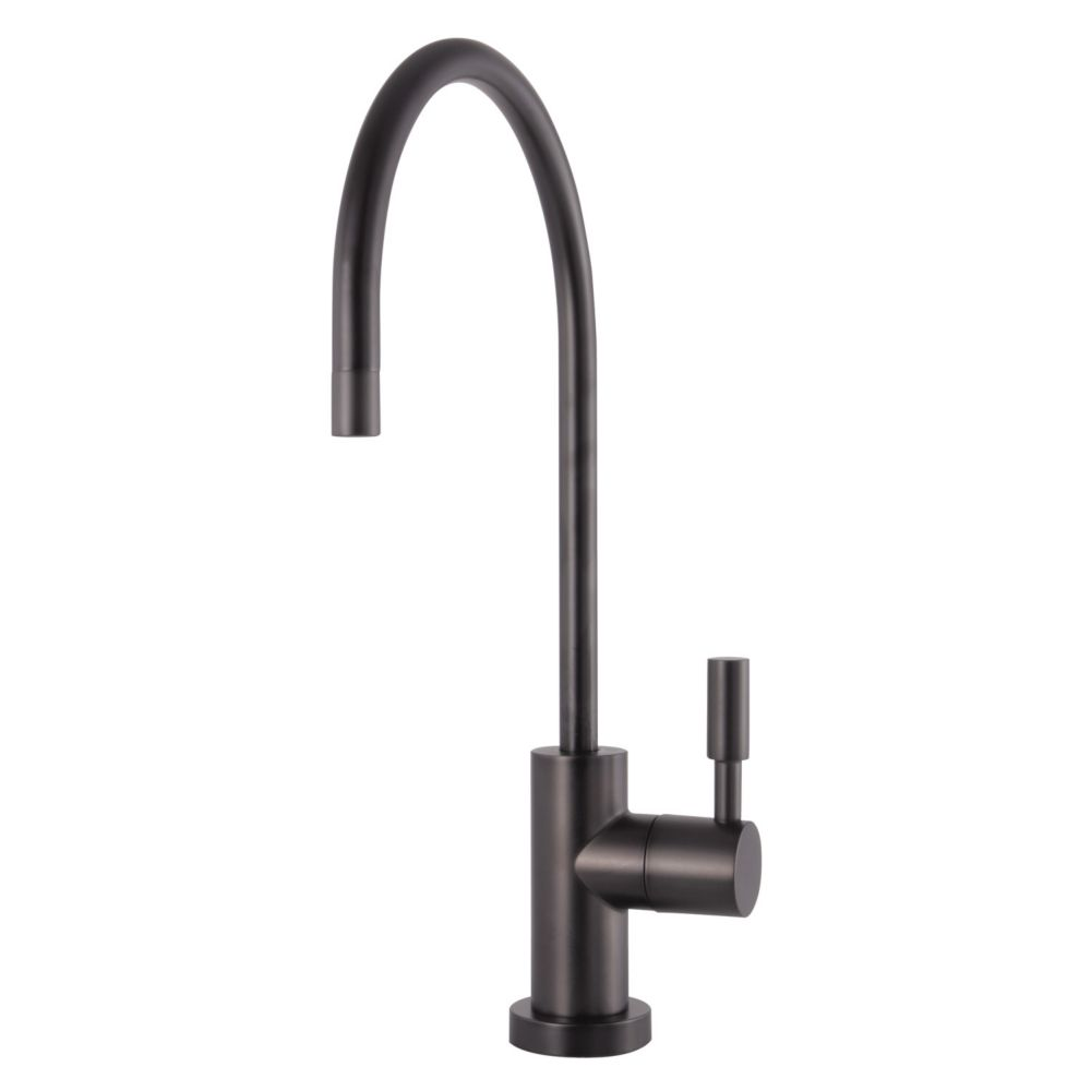 modern drinking water reverse osmosis single handle filtration faucet in oil rubbed bronze