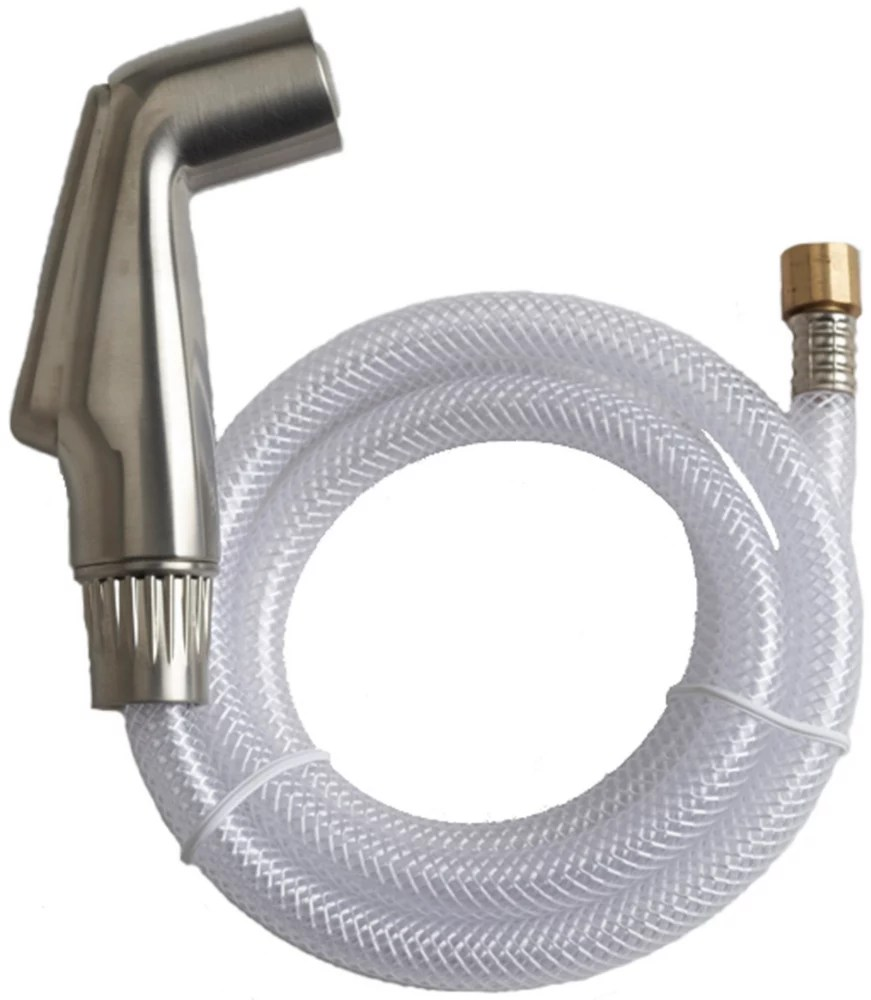 kitchen faucet side spray with hose
