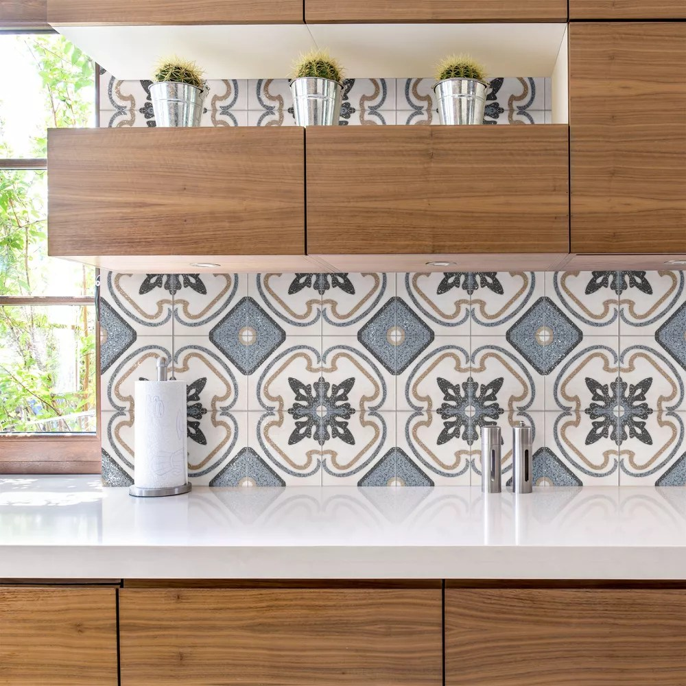 atempo palazzo capri 9 7 8 inch x 9 7 8 inch porcelain floor and wall tile 11 25 sq ft case