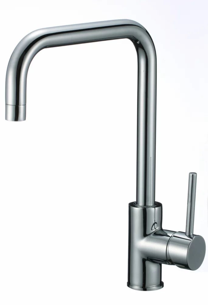 3 54 inch w 1 hole lead free brass faucet in chrome color kitchen faucet in chrome