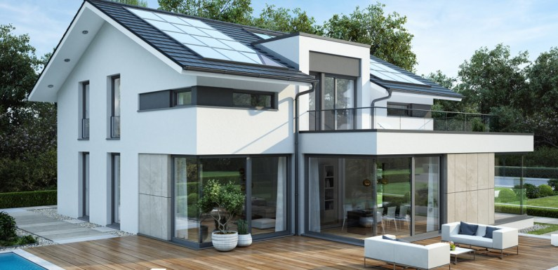 The Modern Home design Concept-M 211