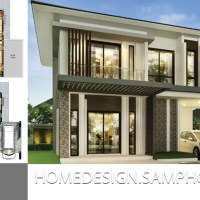 House Plans Idea 12x9 with 3 bedrooms