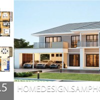 House Plans Idea 21x12.5 with 4 bedrooms
