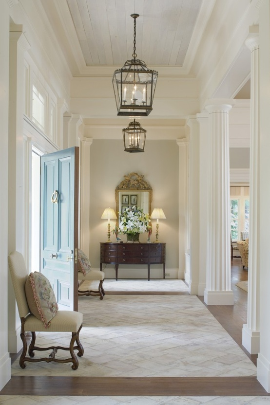 Interior Design Inspiration For Your Entry Way ...