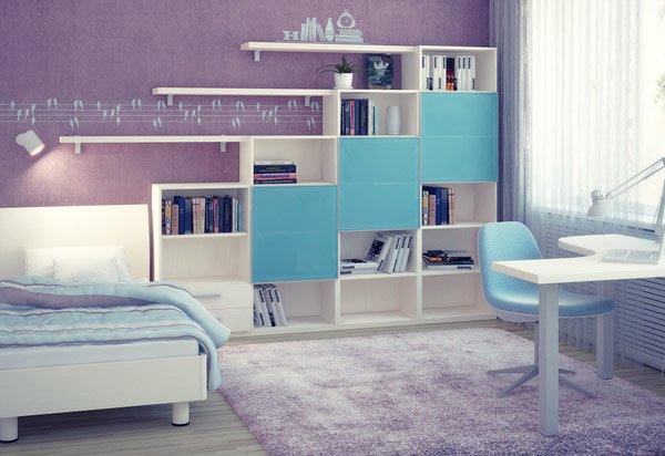 Very Nice Child's Bedroom Design