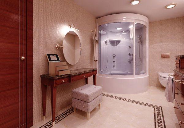 16 Refreshing Bathroom Designs