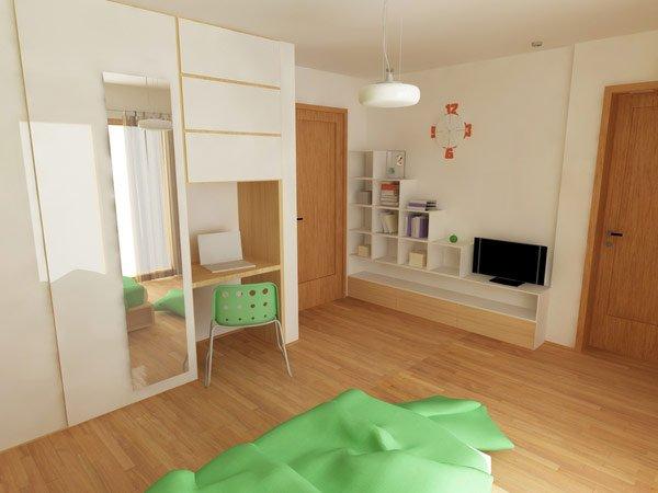 Nice Child's Bedroom Design